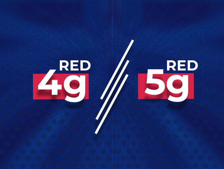 Red4g-Red5g,comparativa 4G y 5G