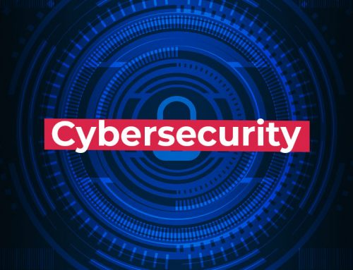 The difference between protection of information and cybersecurity